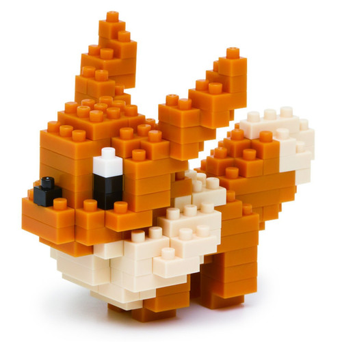 Nanoblocks Pokemon Eevee Building Block Set #005