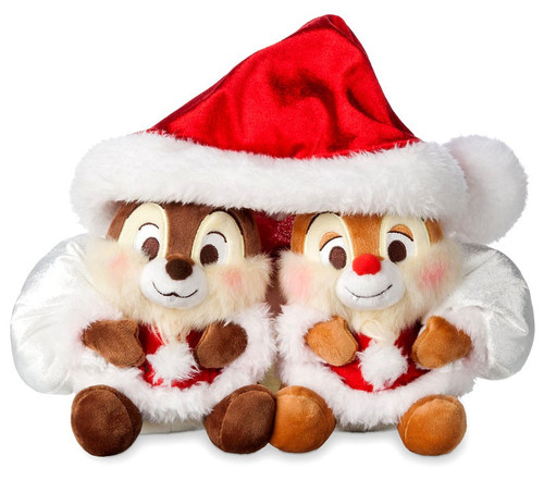 Disney Share the Magic Holiday Collection Chip 'n Dale Exclusive 6-Inch Plush