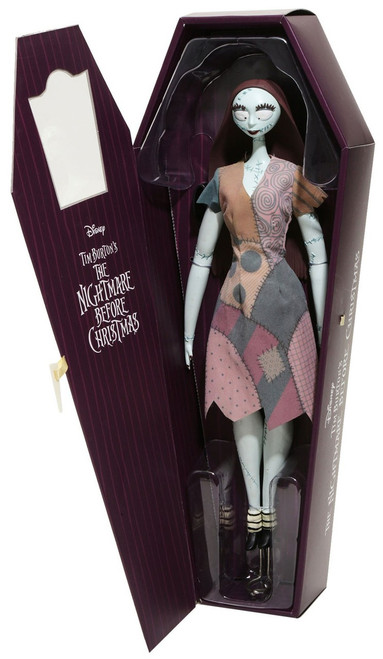 Nightmare Before Christmas Coffin Doll Sally Exclusive 14-Inch [Limited Edition]