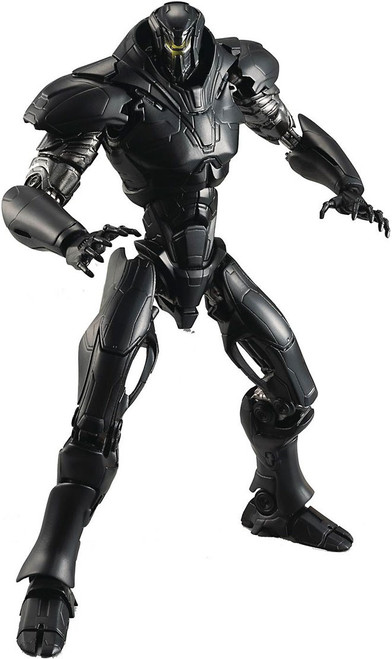 Tamashii Nations Pacific Rim: Uprising Robot Spirits Obsidian Fury Action Figure