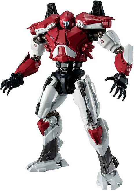 Tamashii Nations Pacific Rim: Uprising Robot Spirits Guardian Bravo Action Figure
