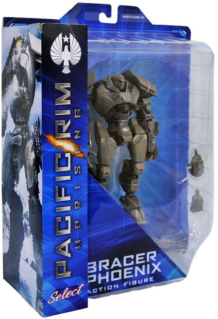 Pacific Rim: Uprising Series 1 Bracer Phoenix Action Figure
