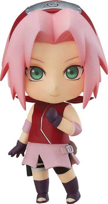 Naruto Shippuden Nendoroid Sakura Haruno Action Figure
