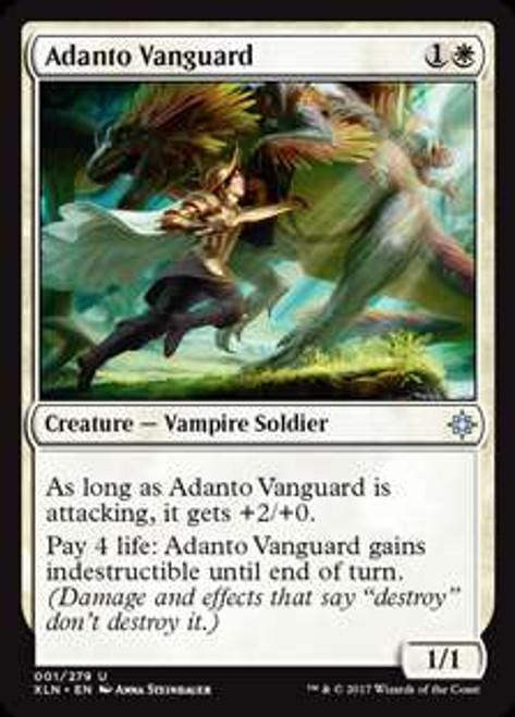 MtG Ixalan Uncommon Adanto Vanguard #1