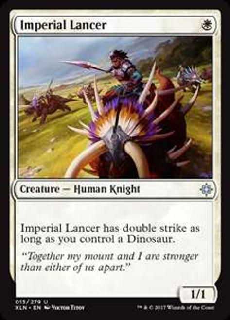 MtG Ixalan Uncommon Imperial Lancer #15