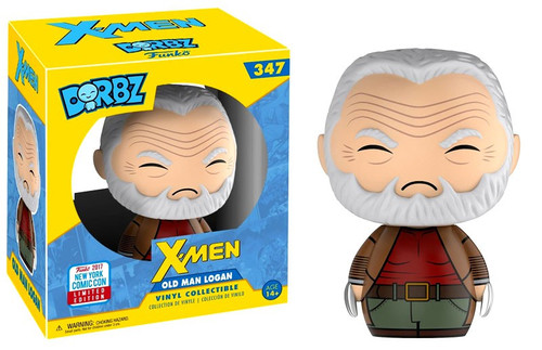 Funko Marvel X-Men Dorbz Old Man Logan Exclusive Vinyl Figure #347