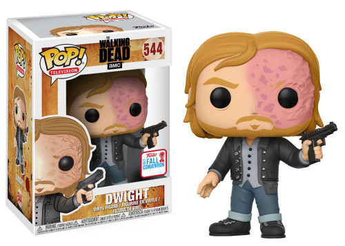 Funko The Walking Dead POP! TV Dwight Exclusive Vinyl Figure #544