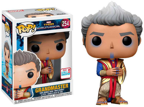 Funko Thor: Ragnarok POP! Marvel Grandmaster Exclusive Vinyl Figure