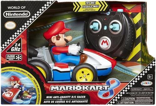 World of Nintendo Mario Kart 8 Mini Anti-Gravity R/C Racer [Remote Control Car]
