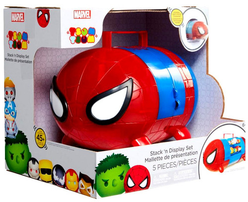Marvel Spider-Man Stack 'n Display Set