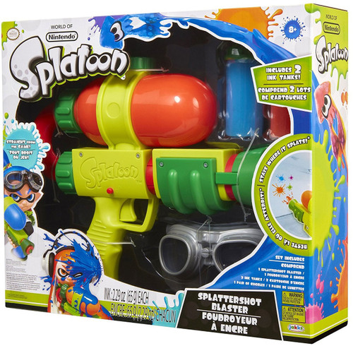 Splatoon Splattershot Blaster Roleplay Toy