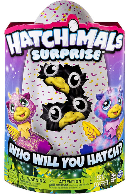 Hatchimals Giraven Magical Creature Twins 2-Pack