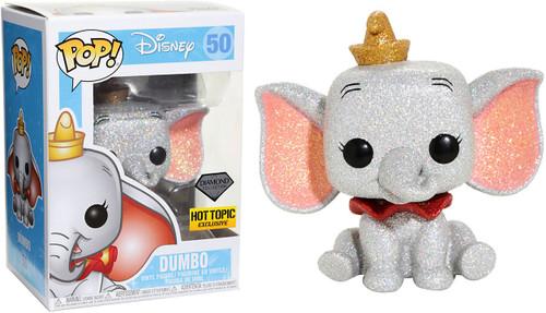 Funko POP! Disney Dumbo Exclusive Vinyl Figure #50 [Diamond Collection]