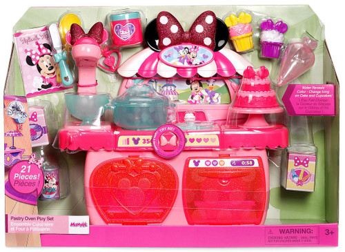 Disney Minnie Mouse Pastry Oven Exclusive Playset