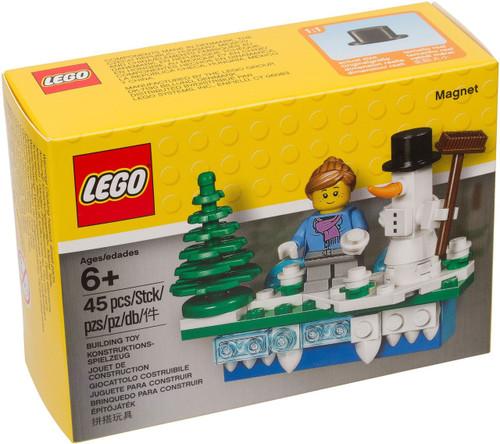 LEGO Iconic Holiday Magnet Set #853663