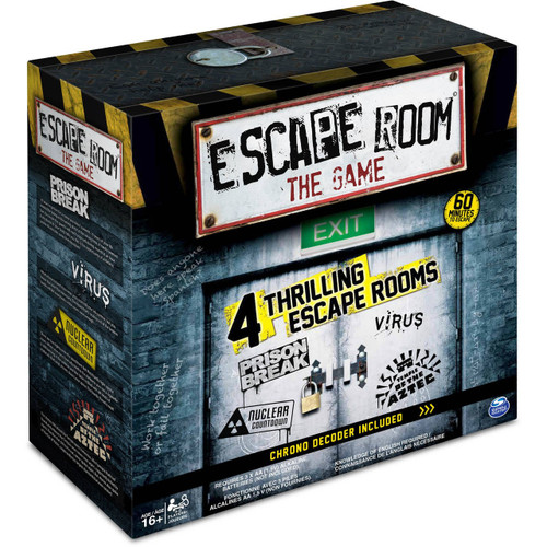 Escape Room The Game [Prison Break]