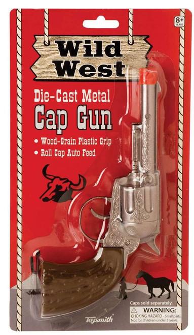 Wild West Cap Gun Diecast Toy