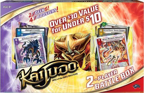 Kaijudo Trading Card Game 2-Player Battle Box