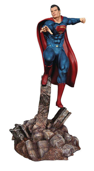 DC Batman v Superman: Dawn of Justice Superman Resin Model Kit