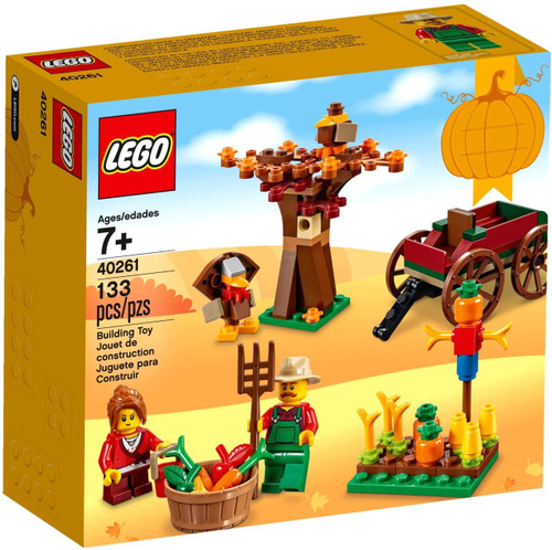 LEGO Thanksgiving Harvest Set #40261
