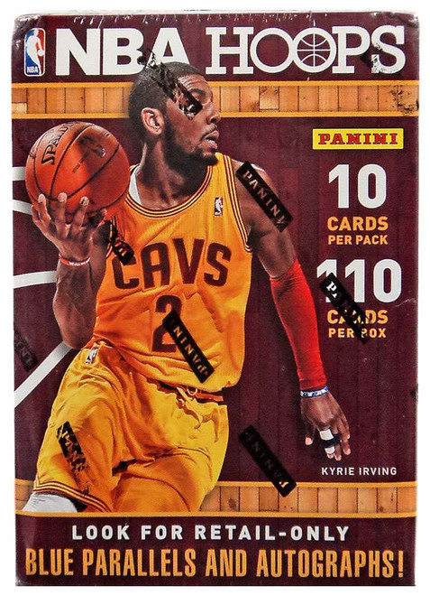 Panini 2013-14 NBA Hoops Trading Card BLASTER Box