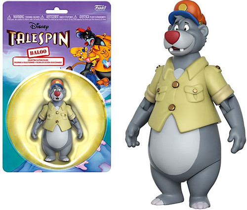 Funko Disney Afternoon Talespin Baloo Action Figure