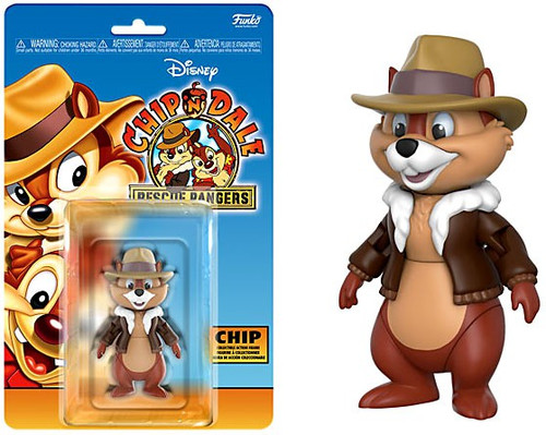 Funko Disney Afternoon Chip N Dale Chip Action Figure