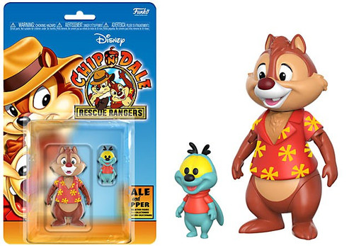 Funko Disney Afternoon Chip N Dale Dale Action Figure