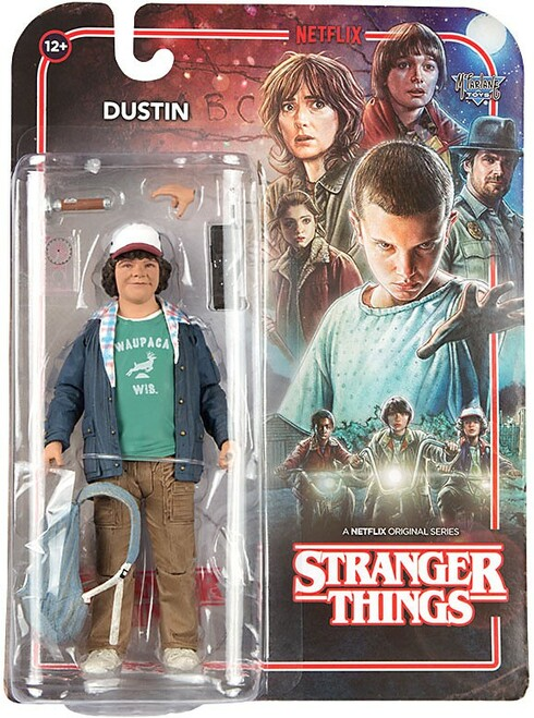 McFarlane Toys Stranger Things Series 2 Dustin Henderson Action Figure