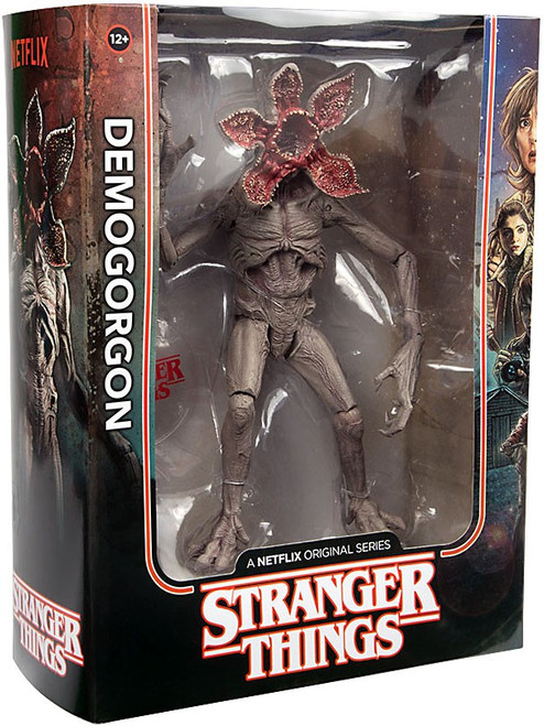 McFarlane Toys Stranger Things Demogorgon Deluxe Action Figure Boxed Set