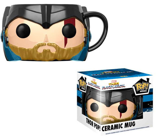 Funko Marvel Thor: Ragnarok POP! Home Thor Ragnarok Ceramic Mug