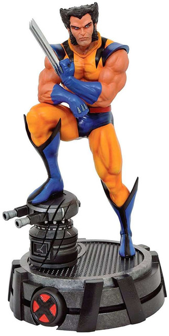 Marvel Premier Collection Wolverine 12-Inch Resin Statue