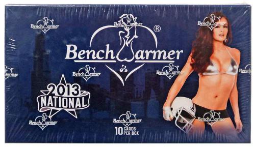 Bench Warmer 2013 National Trading Card Box