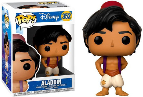 Funko POP! Disney Aladdin Vinyl Figure [Animated]