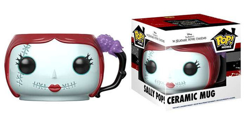 Funko Nightmare Before Christmas POP! Home Sally Ceramic Mug