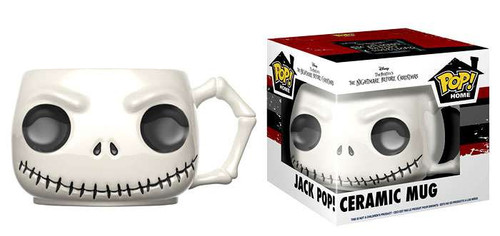 Funko Nightmare Before Christmas POP! Home Jack Ceramic Mug