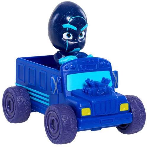 Disney Junior PJ Masks Wheelie Night Ninja Bus Figure