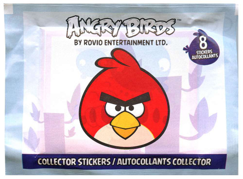 Angry Birds Sticker Pack
