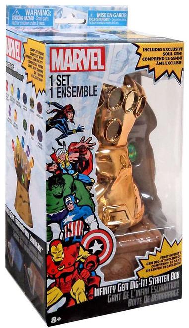 Marvel Infinity Gem Dig-It! Starter Box