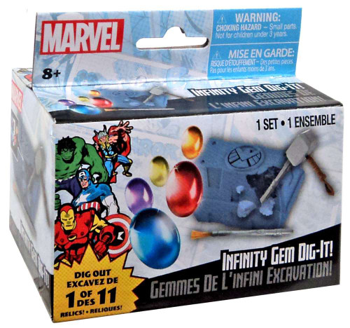 Marvel Infinity Gem Dig-It!