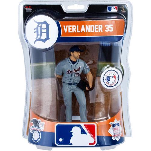 MLB Detroit Tigers 2016 Justin Verlander Action Figure