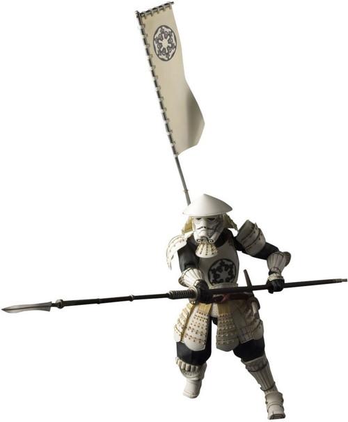 Star Wars Meisho Movie Realization Yari Ashigaru Stormtrooper Action Figure