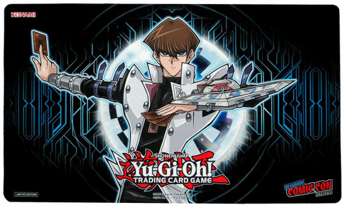YuGiOh Trading Card Game Card Supplies Kaiba Exclusive Playmat