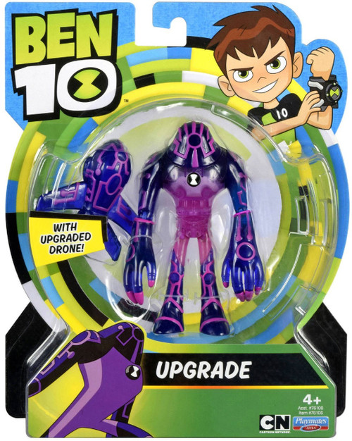 Ben 10 Basic Upgrade Action Figure [Upgraded Drone]