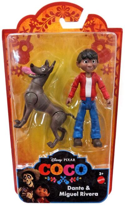 Disney / Pixar Coco Dante & Miguel Action Figure
