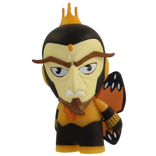 Adult Swim The Venture Bros. The Monarch 3-Inch 2/24 Mystery Minifigure [Loose]