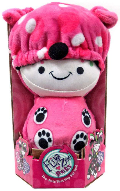 FlipZee! Pets Stardust Puppy Plush Doll