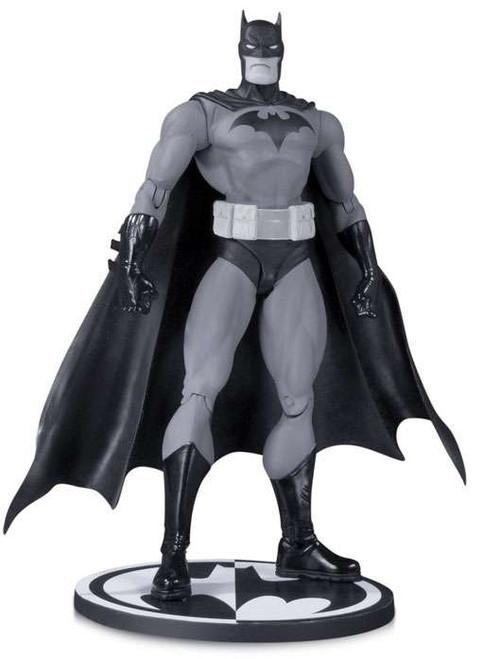 DC Designer Series Batman Action Figure [Jim Lee, Black & White Version]