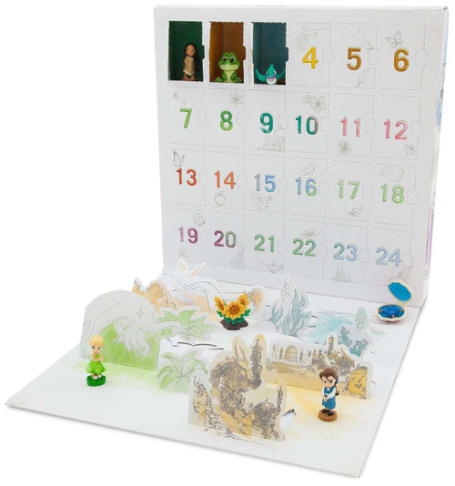 Disney 2017 Animators' Collection Advent Calendar Exclusive Set