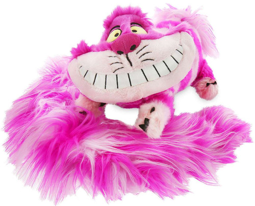 Disney Alice in Wonderland Long Tail Cheshire Cat 12-Inch Plush (Pre-Order ships February)